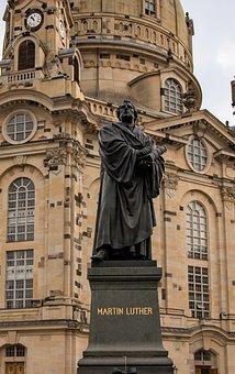 Dresden, Frauenkirche, Luther, Frauenkirche Dresden