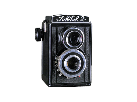 Camera, Lubitel 2, Analog Camera, Old Camera