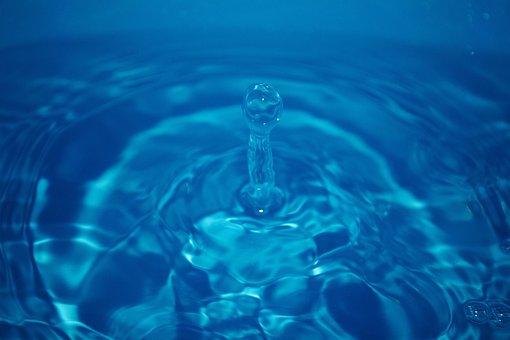 Water, Bucket, Photography, Photos, Rain, Slow Motion