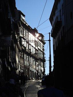 Porto, Road, Palazzo