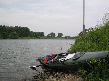 Kayak, Mesh, Sports
