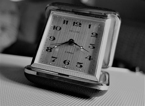 Clock, Alarm Clock, Clock Face, Time Of, Time