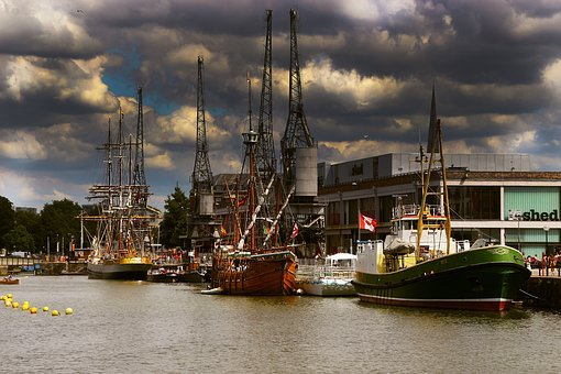 Ships, Boats, Sea, Transportation, Transport, Water