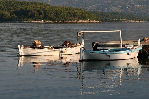 Slack, Boat, Adriatic, Sea