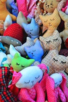 Color, Textile, Civ Was, Design, Puppets
