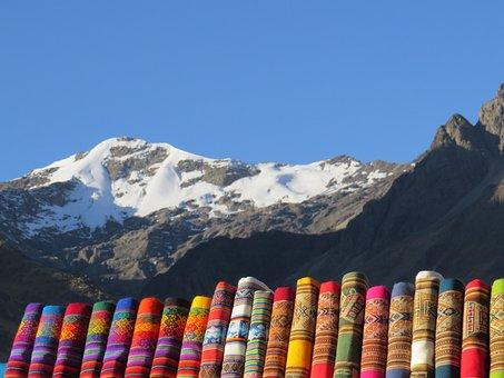 Peru, Costume, Textile, Sale, Dealer