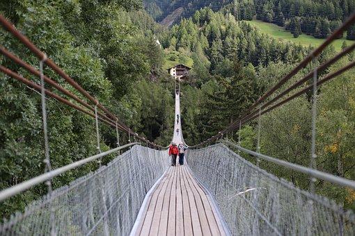 Switzerland, Valais, Swiss, Europe, Tourism, Bridge