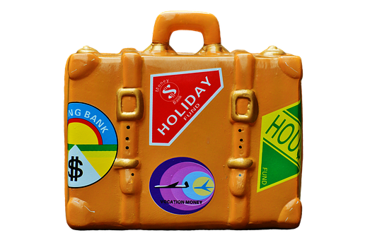 Luggage, Holidays, Holiday, Go Away, Travel, Packaging