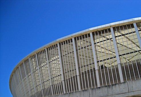 Moses Mabhida Stadium, Stadium, Sport, Arena, Building