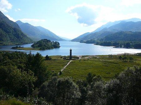 Glenfinnan, Scotland, Prince Charlie