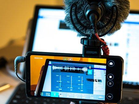 Smartphone, Mobile, Reporting, Video, Recording