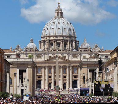 St Peter's Basilica, Building
