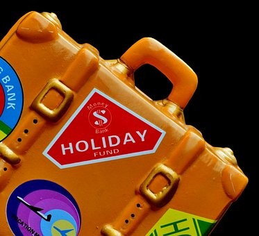 Luggage, Holidays, Holiday, Travel, Go Away, Packaging