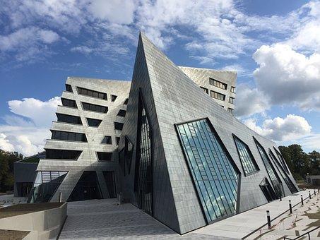 Daniel Libeskind, Architecture, Modern, Lüneburg
