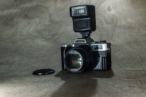 Camera, Old Camera, Photography, Photo, Collector