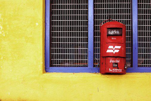 Post, Box, Mail, Delivery, Shipping, Postal, Paper