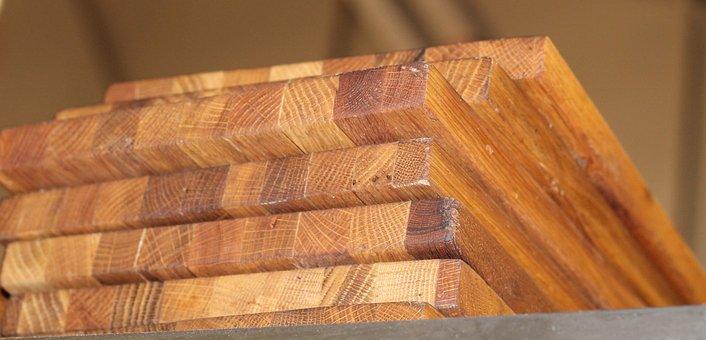 Wood, Board, Rustic, Serve, Kitchen, Food
