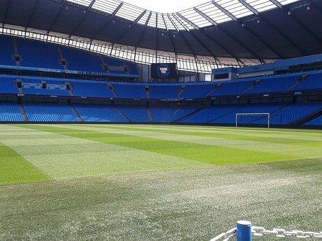 Manchester City, Etihad Stadium, Stadium, Football