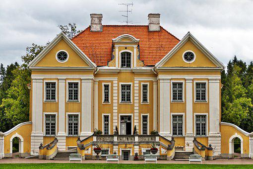 Manor, Manor House, Palmse, Castle, Open Air Museum