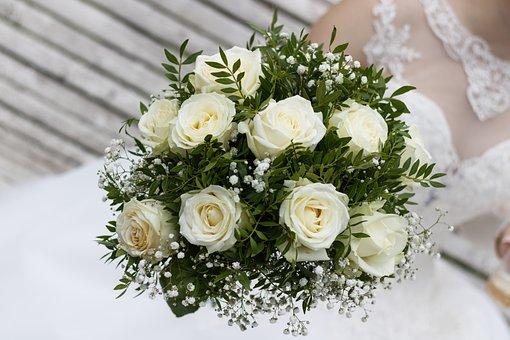 Wedding, Flower, Bouquet, Wedding Flowers, Marriage