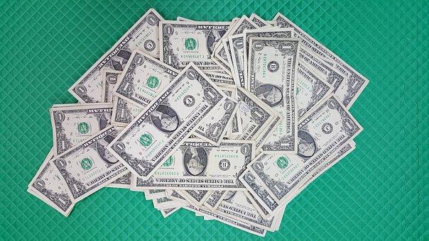 Cash, Money, Dollar Bills, Currency, Dollar, Payment