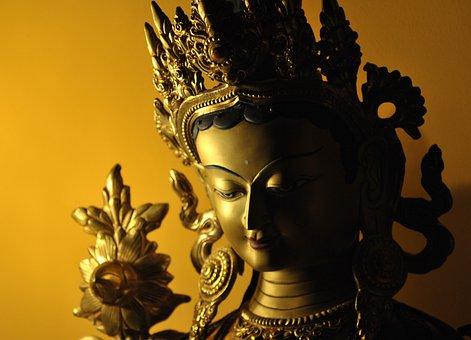 Buddhism, Tara, Statue, Savior, Religion, Symbol