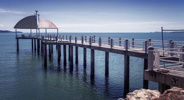 Townsville, Strand, Beachfront, Beautiful Weather