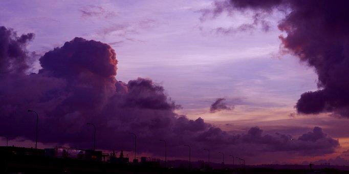Wide-angle, Sky, The Evening Sun, A Surname Choi