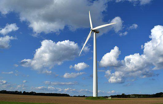 Wind Power, Renewable Energy, Windmill, Wind Park