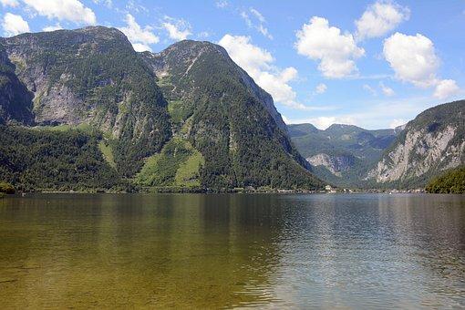 Austrian, Lakes, Alps, Nature, Mountain, Water