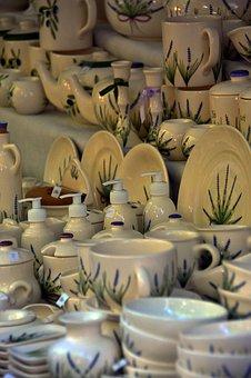 Kitchen Utensils, Arts And Crafts, Bowls, Ocher, Unique