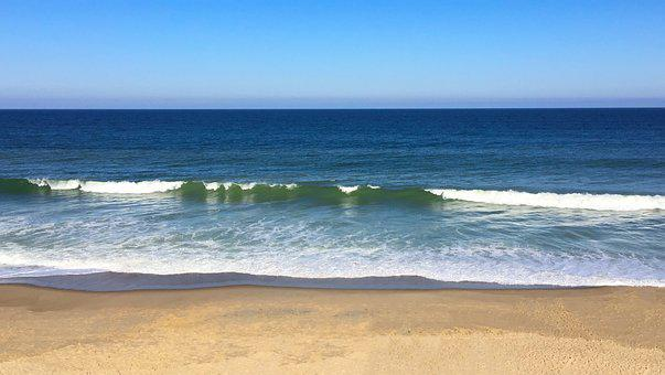 Beach, Cape Cod, Massachusetts, Ocean, Water, Atlantic