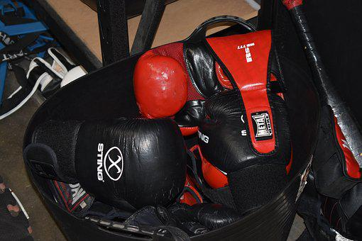 Gloves, Boxing, Boxing Gloves, Sport, Red, Fight, Boxer