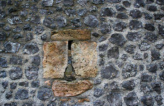 Gathered, Embrasure, Castle, Castle Wall, Middle Ages