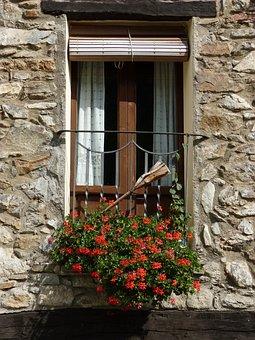 Balcony, Pyrenees, Miss, Pallars Sobirà, Ginast
