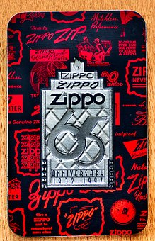 Lighter, Zippo, Edition, Close Up, Petrol Lighter