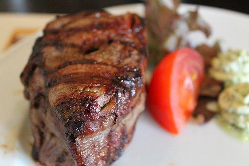 Steak, Maredo, Steakhouse, Medium, Meat, Beef, Eat