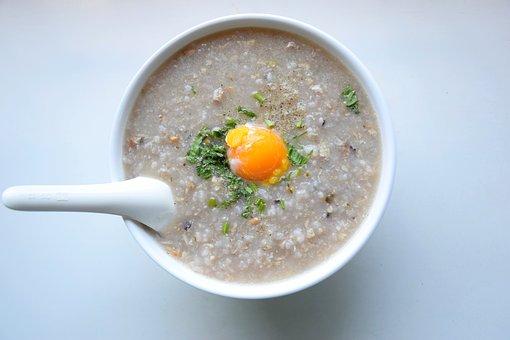 Mush, Food, Egg Yolk