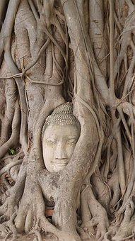 Thailand, Old Capital City, Ayutthaya
