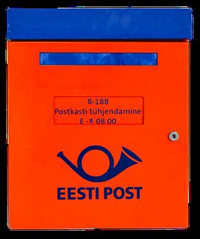 Mailbox, Letter Boxes, Post Horn, Post Einwurf