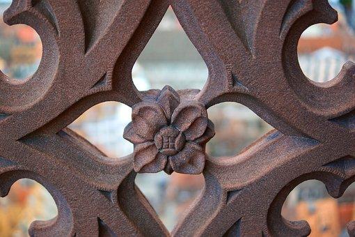 Sculpture, Sandstone, Cathedral, Strasbourg, Alsace