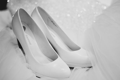 Shoes, Bride, Women's Shoes, Wedding Shoes, Wedding