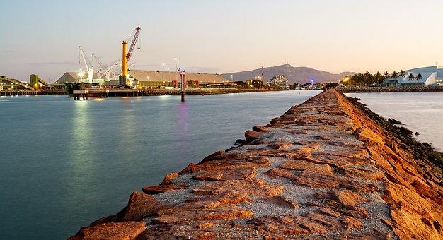 Townsville Australia, Townsville Ross River