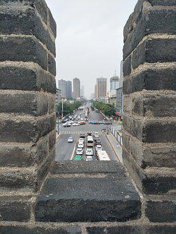 China, Chinese, Xi'an, Travel, Vacation, Palace, Empire