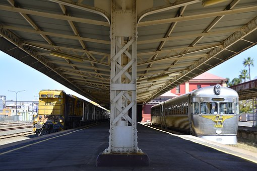 Train, Railway, Brisbane, Toowoomba, Australia