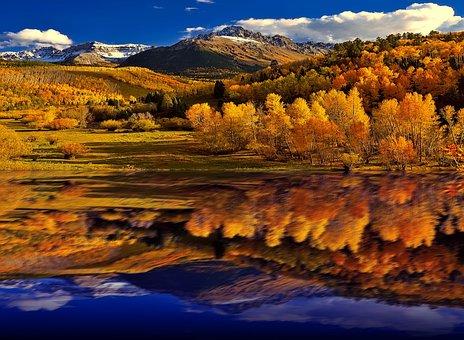 Mount, Lake, Mountain, Landscape, Travel, Water, Snow