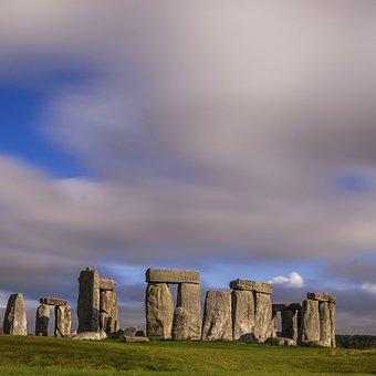 Stonehenge, Pierre, Megalithic Site, Big Picture