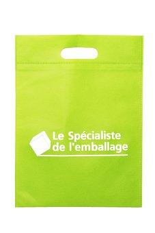 Reusable Bag, Bag Non-woven, Cut-out Handles