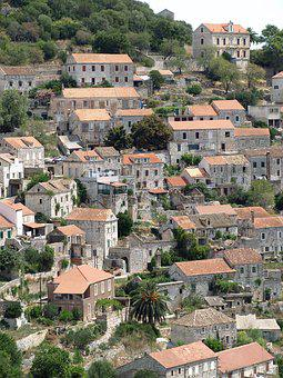 Lastovo, Croatia, Landscape, Mediterranean, Travel
