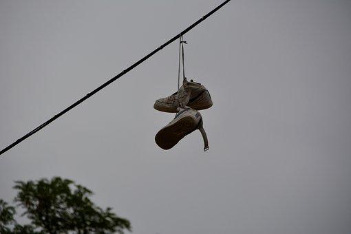 Power Line, Shoes, Nike, Urban, Lifestyle, Street Art